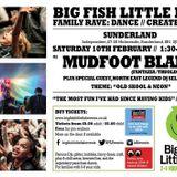 Mudfoot Blaps - Live at BFLF Sunderland February 2018