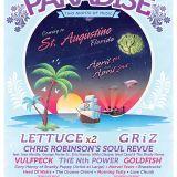Lettuce @ Fools Paradise (St. Augustine, FL) 4/1/2016