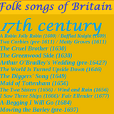 FOLK SONGS OF BRITAIN: 17th century