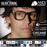 Electrik Playground 10/2/18 inc. Chicane Live from Sydney Guest Session