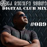DJ Rodolfo Sabino - Digital Club Mix - Epis. 089