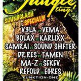 Jungle Ting! - Soundclash Special! - KARLIXX vs BOLAX