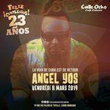 Angel Yos LIVE at Calle Ocho Cafe Cubano (March 8th)