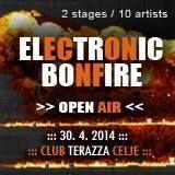 Brutherschaft Live @ Electronic Bonfire, Club Terazza, Celje, 30.4.2014