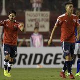 Independiente 1 - Millonarios 0 - Copa Libertadores - Marzo 15, 2018.