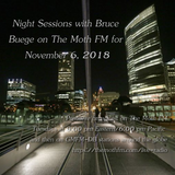 Night Sessions On The Moth FM - November 6, 2018
