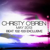 Christy O'Brien - May 2013 Mix for Beat FM