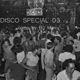DISCO SPECIAL 03 (comp by DJ Mercy)