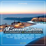 AvontGarde Presents: All Summer Sixteen - House-Reggae Edition 2016