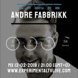Andrefabrikk Afro Luxury @Experimental Tv Radio  (13-02-2019)