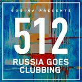 Bobina – Nr. 512 Russia Goes Clubbing (Rus)