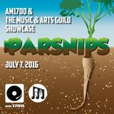 The Music & Arts Guild Showcase, Episode 012 :: The Parsnips :: 07 JUL 2016