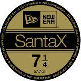 Concrete Sessions #001 - SantaX (CS001)