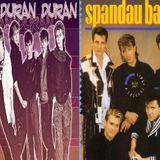 Duran Duran vs. Spandau Ballet - Back-2-Back Mix