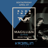Magillian . Klub Inch Promo Mix (April 2017 edition)