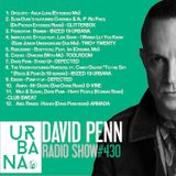 Urbana radio show by David Penn #430