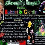 Balconi & Giardini 14/09/16 1 diretta dopo la pausa estiva