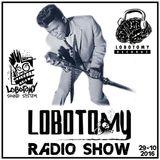 "Lobotomy Radio Show & Selecta Jallah Kadafi "" Special James Brown 1959-1962 (29-10-2016) "" ...."