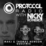 Nicky Romero - Protocol Radio 145 - MAKJ & Thomas Newson Guestmix