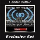Sander Bottaio @ Tempo Radio Red Stream 16-8-2014