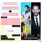 Pop Art junto a  Adriana Seminario & Gerardo Larrea