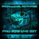 Paranullmal Activities (FA:U 2018 Live Set)