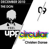 Upp/Circular podcast 09 - Featuring The Don and Christen Danse