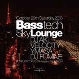 Smooth DNB DJ Mix for Basstech Sky Lounge @ Shinagawa Prince Hotel