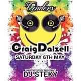 Craig Dalzell Live @ Cinders, Larne [06.05.17]