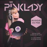 DJane PINKLADY #MUSIQUE EN PINK - RADIO WRMDJ #102