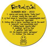 Fatboy Slim - Summer 2010 Mixtape