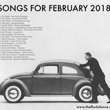 SONGS FOR FEBRUARY 2018