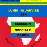 emission de BLACK VOICES spéciale GABON  années 70 80  RADIO HDR ROUEN 01/2016