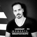 Legendary Moments Podcast #14 - Sebastian Busto