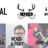 Senses 2014-2015 Special (Guestmixes by Nexus & Tight, Al Paca, Snap-Ah & Bredren inside)