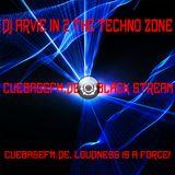 DJ Arvie In 2 The Techno Zone CuebaseFM.de Black Stream Episode 06-09 and 09-09-2017
