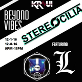 Stereocilia EP 52 (Beyond Vibes guest mix by The Tripp Brothers)