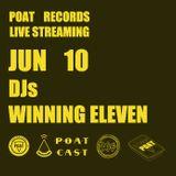 """POATcast """" V """" // 10 JUN // DJs Winning Eleven"""