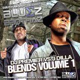 Blu∑z Brothaz DJs P-Funk & K-Swyft: Premo vs Dilla Blends Vol 1