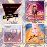 The Synth Squad Review 12  The Rise of the Shrymps French Diary Drive Radio Selection Volume 2