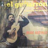 """Hugo Arevalo: El guitarrón y el """"canto a lo pueta"""". LDC-35200. Odeón. 1970. Chile"""