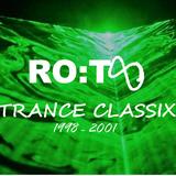 RO:T8 V5 TRANCE CLASSIX 1998 - 2001 VINYL MIX