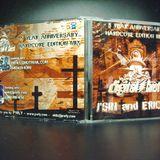 DJ Eric L & J-Sin - Digital Hut (2001) Gabber split-mix CD.