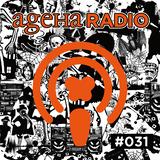 ageHa Radio #031 (26-10-2014) Mix by RAM RIDER / COOKIE