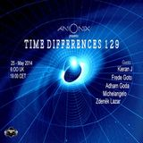 Ani Onix - Time Differences 129 [25th May 2014] - Tm-radio
