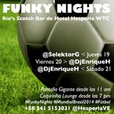 Funky Nights Brazil 2014