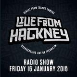 Live From Hackney Radio Set (16/01/2015)