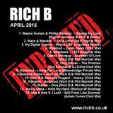 Rich B Enriched Podcast April 2015 www.richb.co.uk