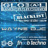 Blacklist #16 by WAYNE DJC hosted by Drumatick (29.06.2018)