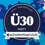 Ü30 Liveset 2/2 - Juni 2015 - Schwimmbad Club Heidelberg (BlueFish)